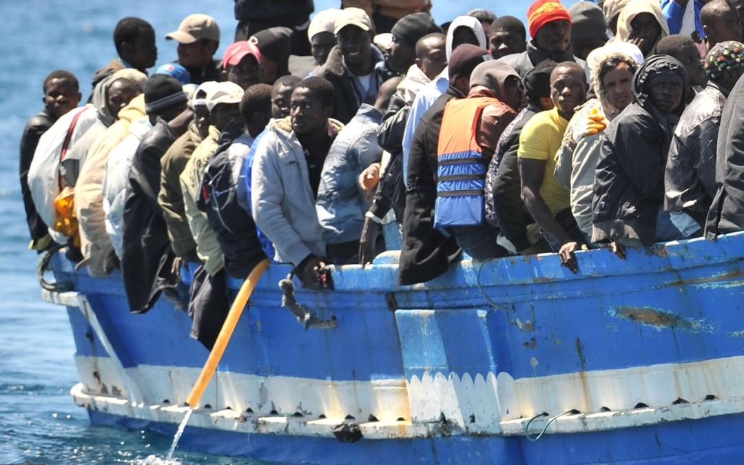 Il naufragio del barcone Europa